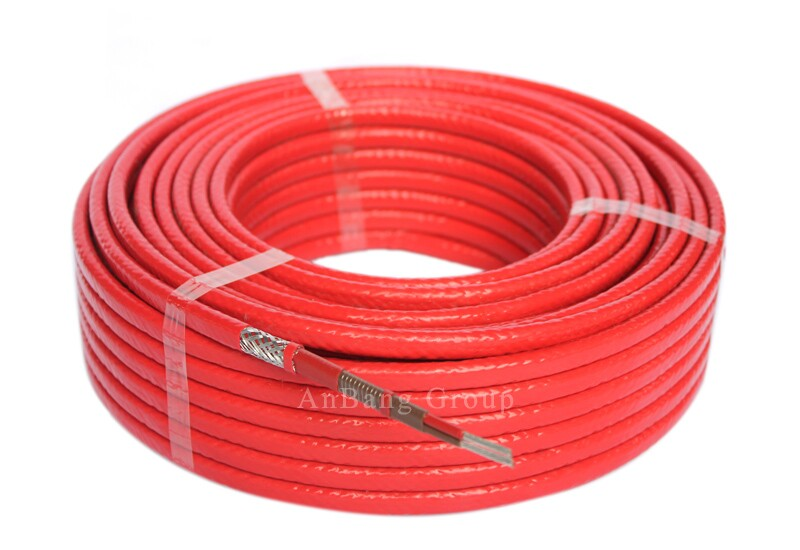 Heat Trace Cable : Constant wattage electric heating tracing cable snow